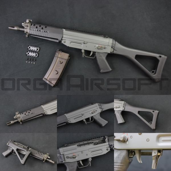 GHK SIG553(SG553) ガスブローバック|orga-airsoft
