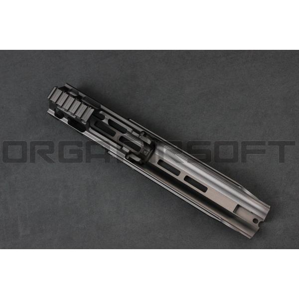 PTS Kinetic SCAR MREX M-LOK 4.9インチ Rail BK|orga-airsoft|03