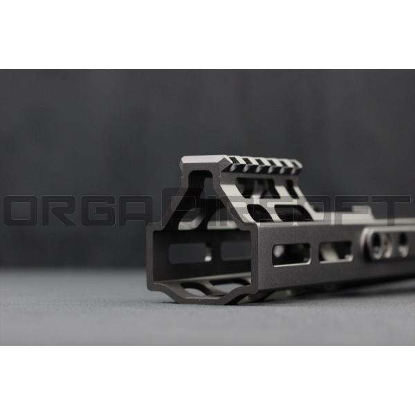 PTS Kinetic SCAR MREX M-LOK 4.9インチ Rail BK|orga-airsoft|06