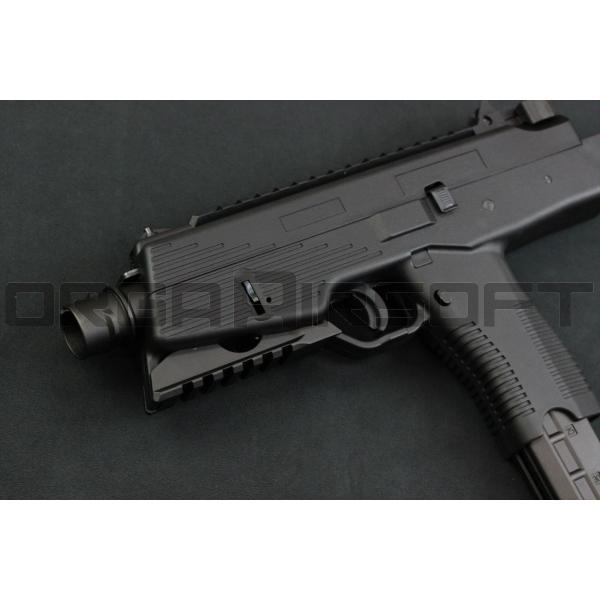 KWA MP9R(TP9) ガスブローバック BK|orga-airsoft|02