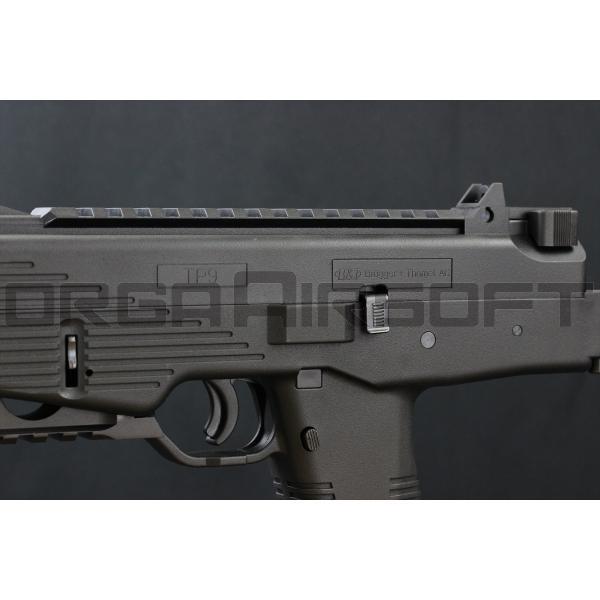 KWA MP9R(TP9) ガスブローバック BK|orga-airsoft|11