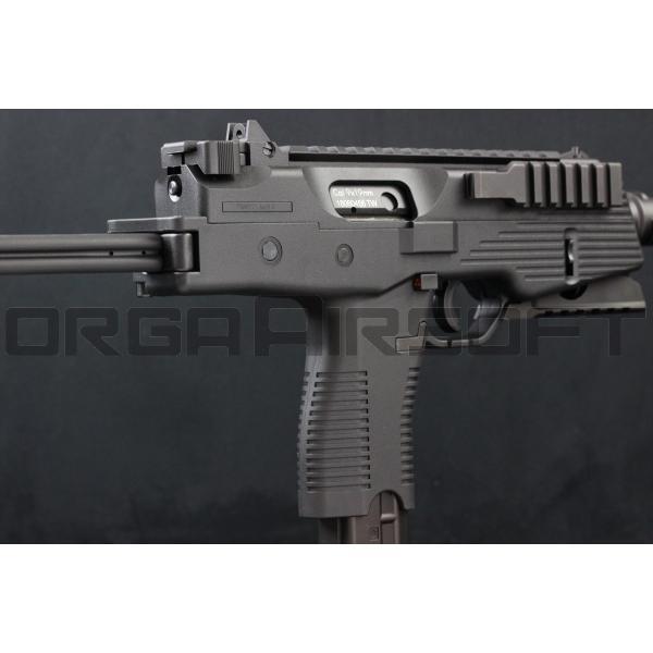 KWA MP9R(TP9) ガスブローバック BK|orga-airsoft|14