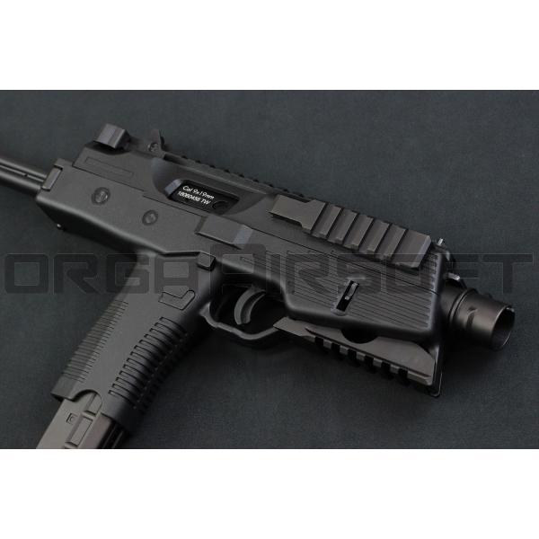 KWA MP9R(TP9) ガスブローバック BK|orga-airsoft|06