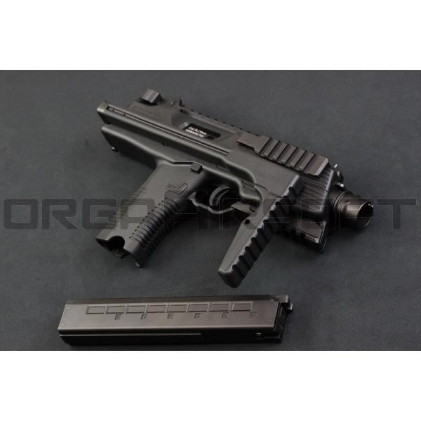 KWA MP9R(TP9) ガスブローバック BK|orga-airsoft|08