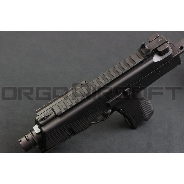 KWA MP9R(TP9) ガスブローバック BK|orga-airsoft|09
