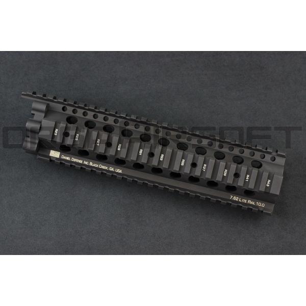 MADBULL ダニエルディフェンス 7.62mm Lite Rail 10inch BK|orga-airsoft|02