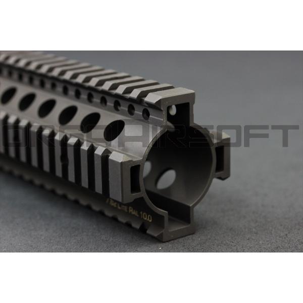 MADBULL ダニエルディフェンス 7.62mm Lite Rail 10inch BK|orga-airsoft|04