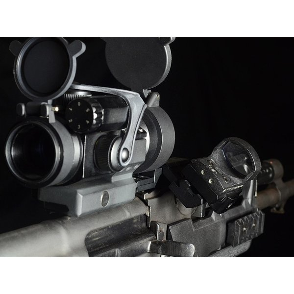 Strike Industries AK リアサイト レイルマウント ver.2 - AK用 -|orga-airsoft|02