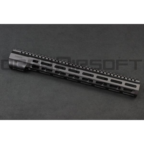 MEGA Arms ウェッジロック Rail 14inch BK|orga-airsoft|02