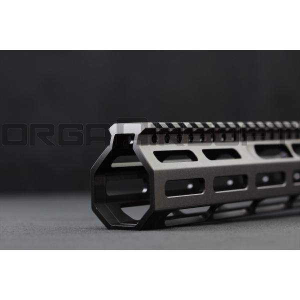 MEGA Arms ウェッジロック Rail 14inch BK|orga-airsoft|04