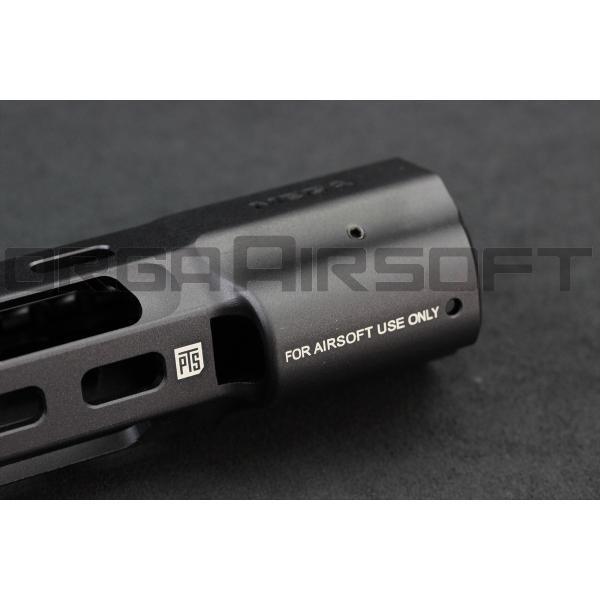 MEGA Arms ウェッジロック Rail 14inch BK|orga-airsoft|06
