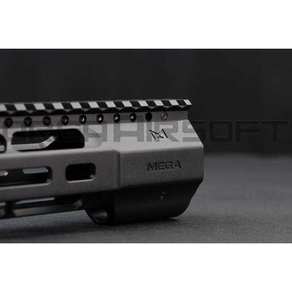 MEGA Arms ウェッジロック Rail 14inch BK|orga-airsoft|07