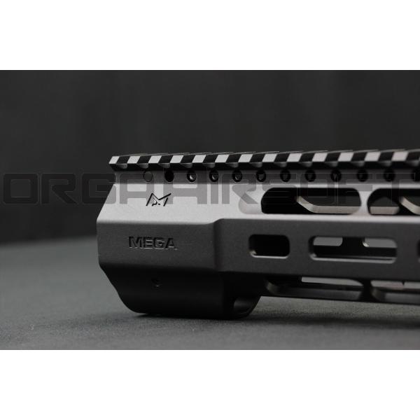 MEGA Arms ウェッジロック Rail 14inch BK|orga-airsoft|08