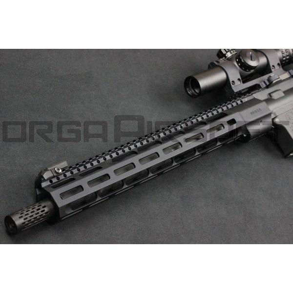 MEGA Arms ウェッジロック Rail 14inch BK|orga-airsoft|09