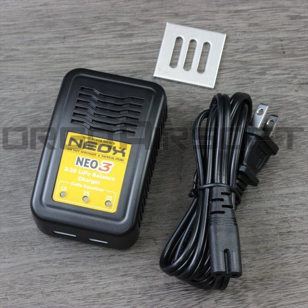 NEOX NEO3 コンパクトLIPO充電器|orga-airsoft