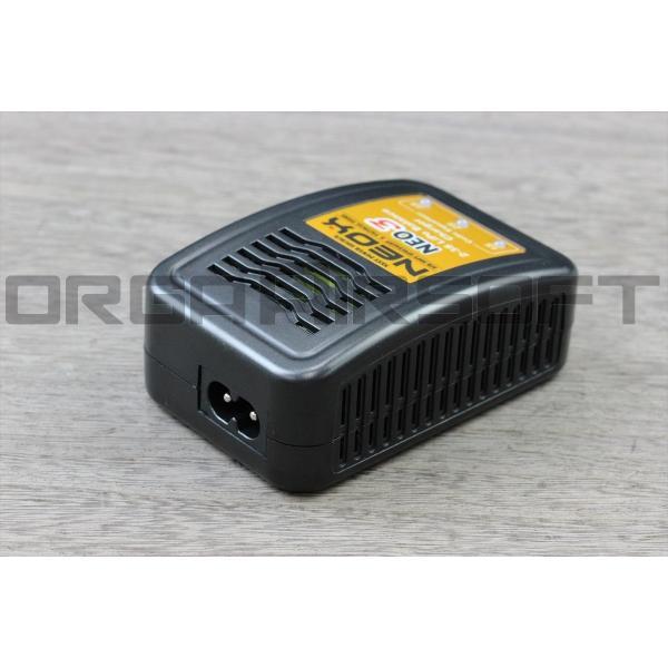 NEOX NEO3 コンパクトLIPO充電器|orga-airsoft|03