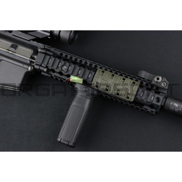 PTS EPF2 バーチカル フォアグリップ BK|orga-airsoft|10