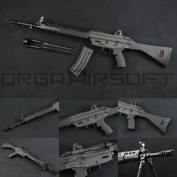 東京マルイ 89式5.56mm小銃〈固定銃床型〉ガスブローバック|orga-airsoft