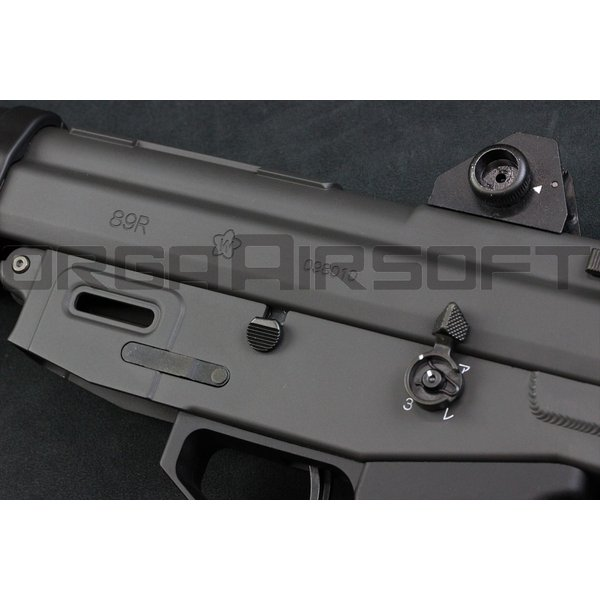 東京マルイ 89式5.56mm小銃〈固定銃床型〉ガスブローバック|orga-airsoft|05