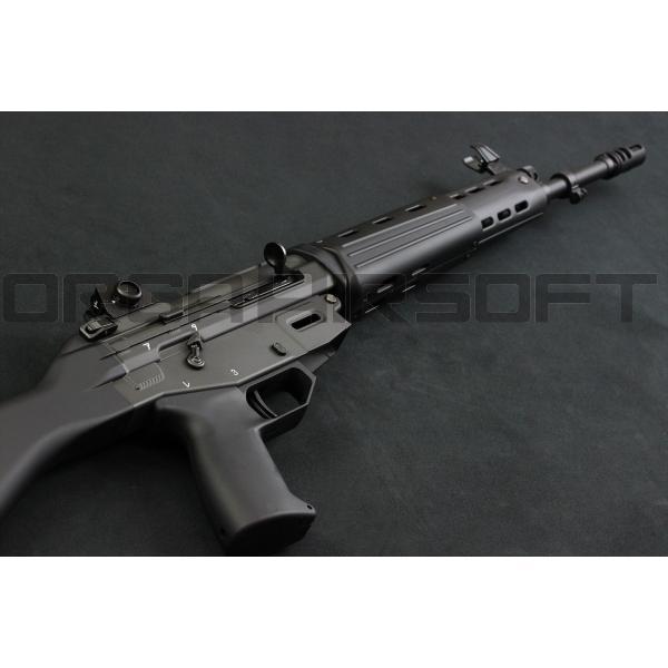 東京マルイ 89式5.56mm小銃〈固定銃床型〉ガスブローバック|orga-airsoft|07