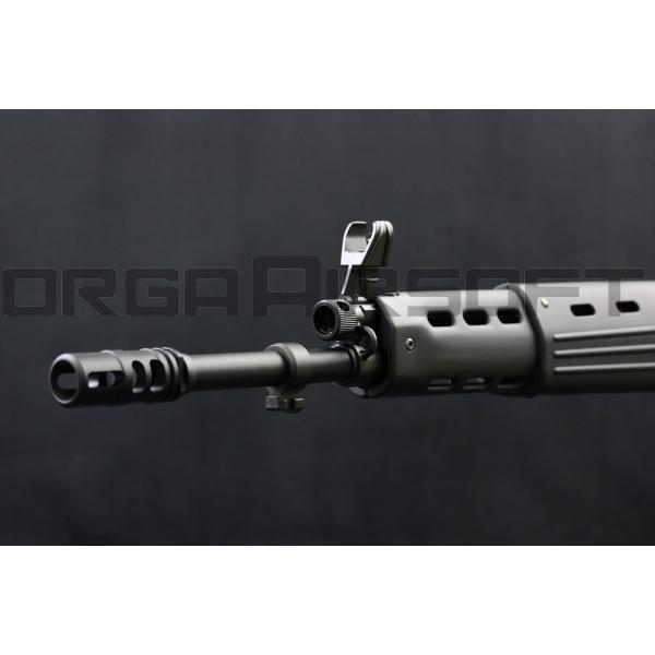 東京マルイ 89式5.56mm小銃〈固定銃床型〉ガスブローバック|orga-airsoft|09