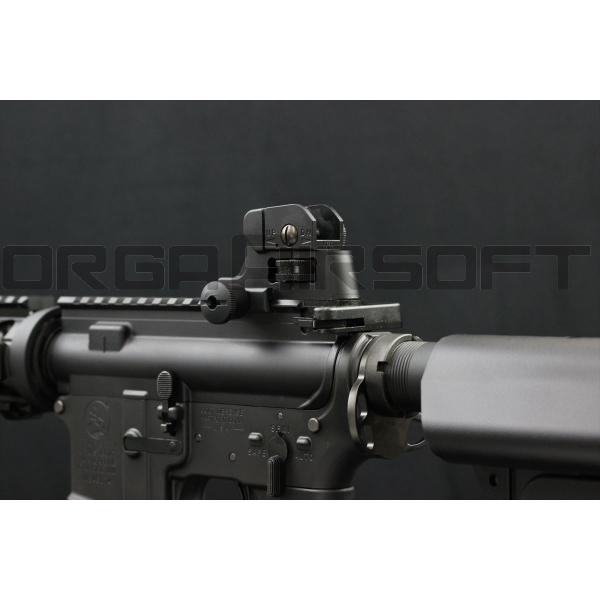 東京マルイ M4 CQB-R Block1 ガスブローバック|orga-airsoft|08