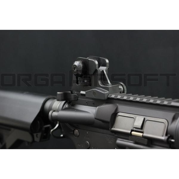 東京マルイ M4 CQB-R Block1 ガスブローバック|orga-airsoft|09