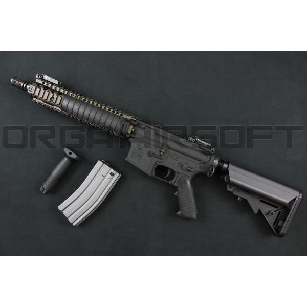 VFC Colt Mk18Mod1 Mil-BK 電動ガン|orga-airsoft|07