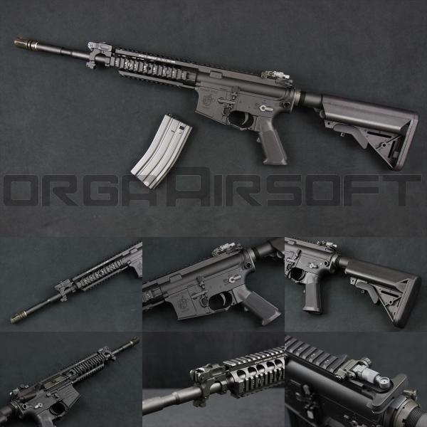 VFC Knight's SR16E3 Carbine 14.5inch 電動ガン|orga-airsoft