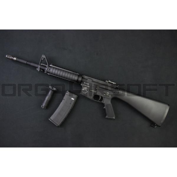 VFC KAC SR16 FixedStock GBBR(JPver/Knight's Licensed)|orga-airsoft|14
