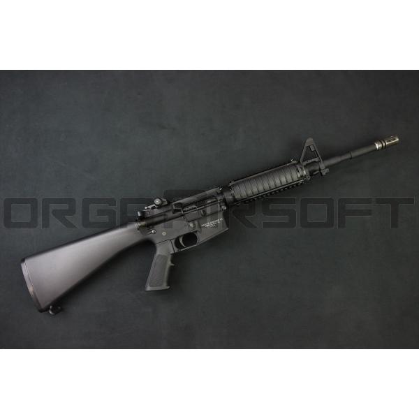 VFC KAC SR16 FixedStock GBBR(JPver/Knight's Licensed)|orga-airsoft|15
