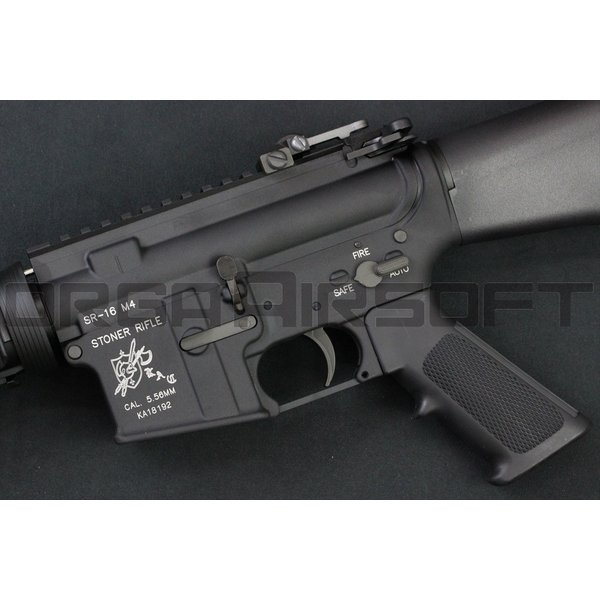 VFC KAC SR16 FixedStock GBBR(JPver/Knight's Licensed)|orga-airsoft|03