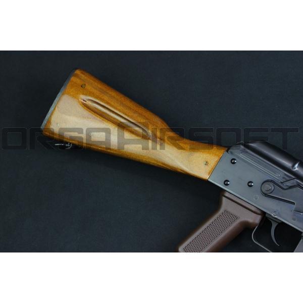 WE AK74 NPAS導入済み ガスブローバック リアルウッド仕様|orga-airsoft|05