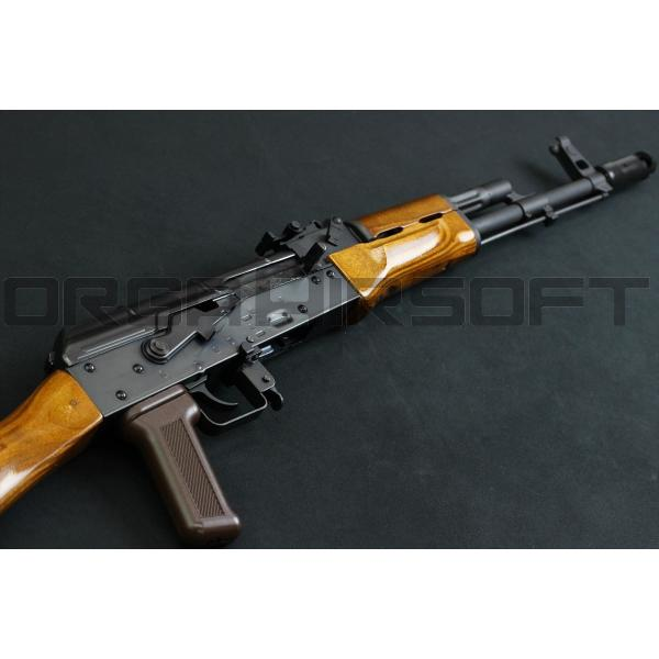 WE AK74 NPAS導入済み ガスブローバック リアルウッド仕様|orga-airsoft|06
