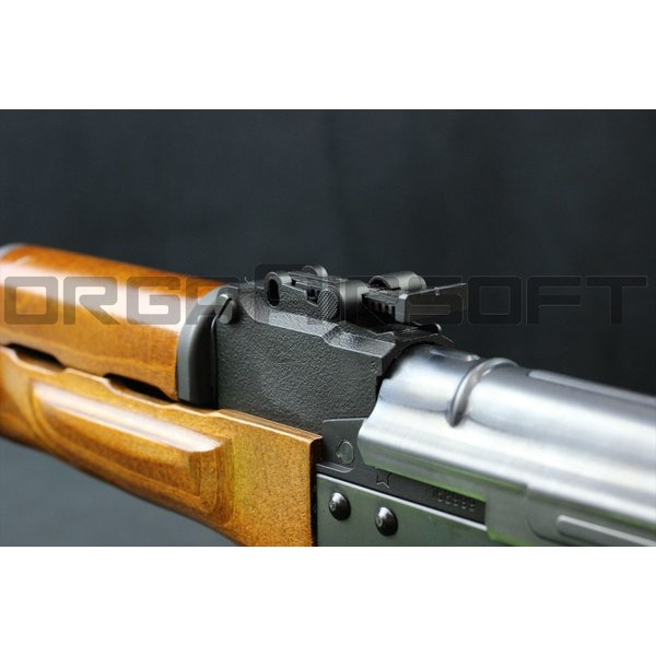 WE AK74 NPAS導入済み ガスブローバック リアルウッド仕様|orga-airsoft|08