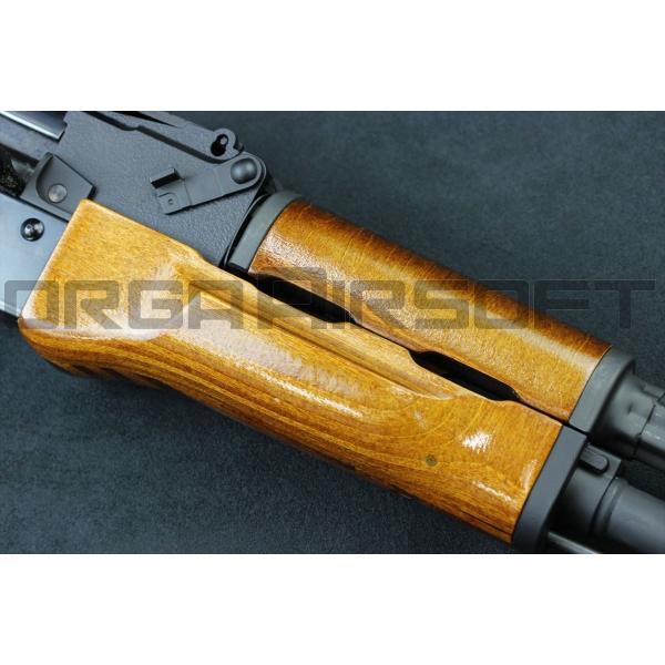 WE AK74 NPAS導入済み ガスブローバック リアルウッド仕様|orga-airsoft|10