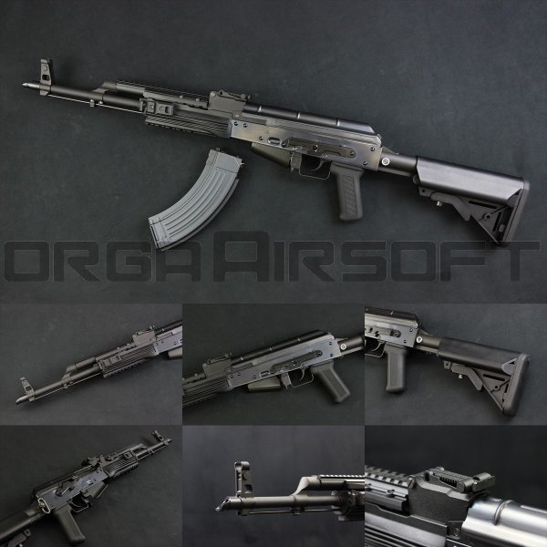 WE AK PMC NPAS導入済み ガスブローバック|orga-airsoft