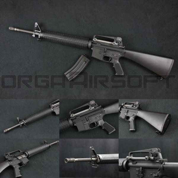 WE M16A3 NPAS導入済み ガスブローバック orga-airsoft