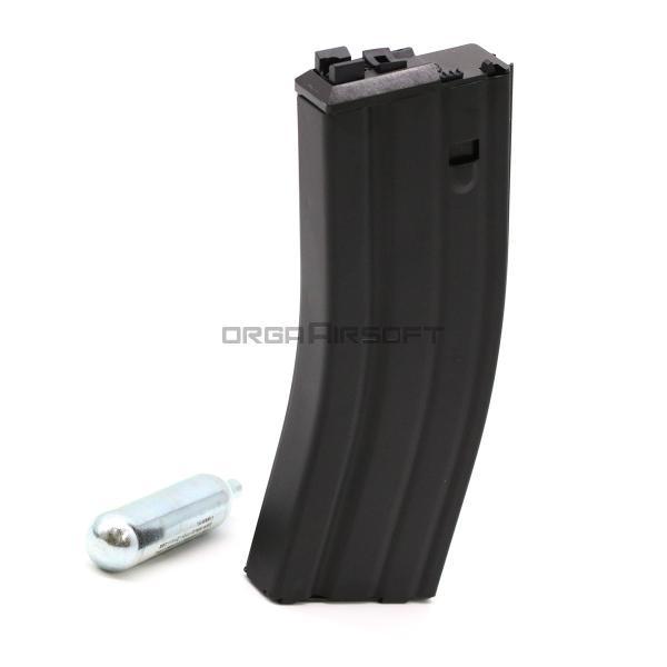 WE Co2マガジン M4・SCAR対応 30連|orga-airsoft
