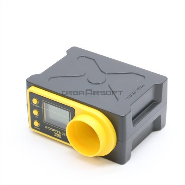 弾速器 XCORTECH X3200 MK3|orga-airsoft