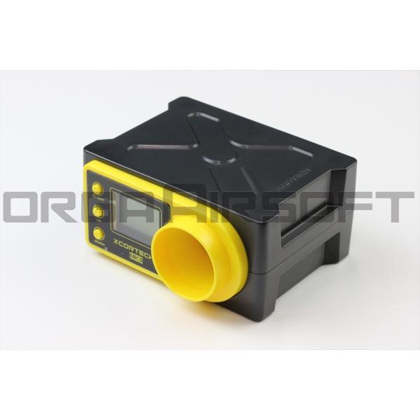 弾速器 XCORTECH X3200 MK3|orga-airsoft|04