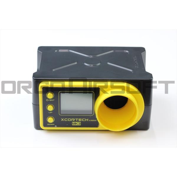弾速器 XCORTECH X3200 MK3|orga-airsoft|05