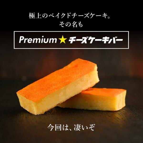 チーズケーキ PREMIUMチーズケーキバー 10本入り お試し 送料無料 ポイント消化 スイーツ メール便 お菓子 グルメ セール|organic|02