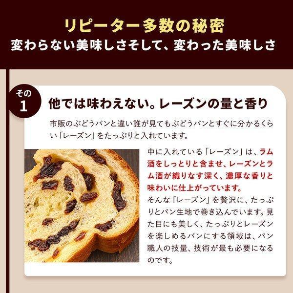 パン 食パン 送料無料 究極のぶどうパン(pn)|organic|03