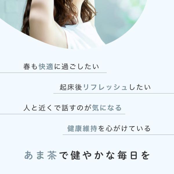 甘茶 国産 1.5g × 30包 アマチャ お茶 ティーバッグ 無農薬 送料無料|organickitchen|08