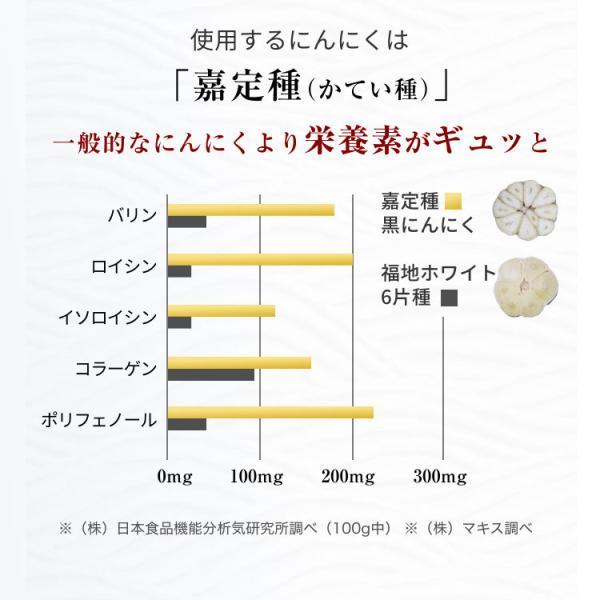 黒にんにく 国産 A品 バラ 31片 約1ヵ月分 150g 九州・四国産 父の日 送料無料|organickitchen|09