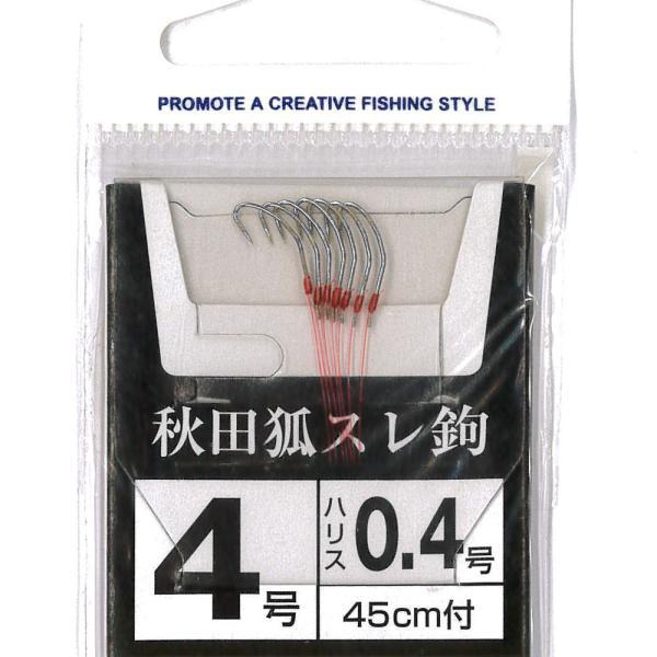 【Cpost】マルフジ 特撰たなご 秋田狐スレ針糸付き T-071 3袋セット (hd-t071-3)