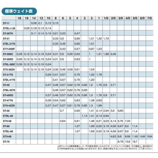 【Cpost】オーナー カルティバ ST−46 スティンガートリプル(owner-st-46)