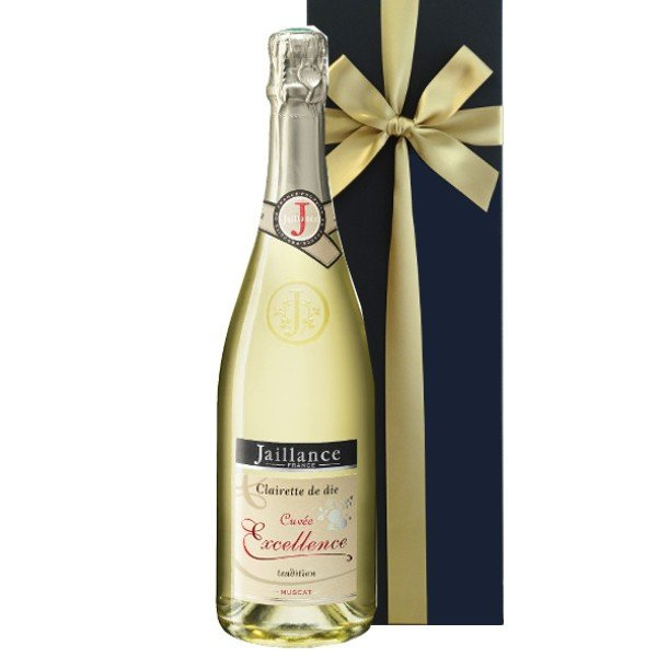 ワインギフト スパークリング フランス ローヌ クレレット・ド・ディー やや甘口 750ml ミュスカ 低アルコール 贈り物 プレゼント お祝い|origin-gourmet