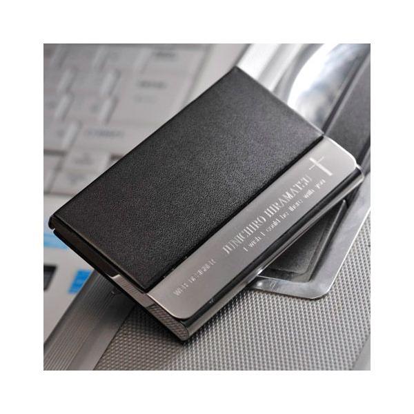 名入れ プレゼント スマートビジネスカードケース|original
